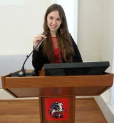 Дарья Алексеевна Егорова