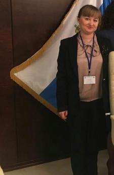 Анастасия Петровна Штанькова