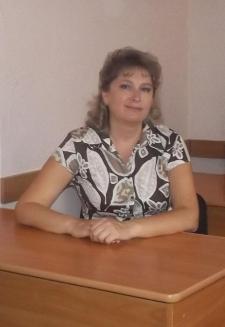 Елена Викторовна Хоменко