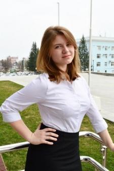 Юлия Михайловна Сачкова