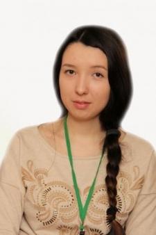 Любовь Владимировна Даржинова