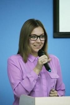 Анастасия Павловна Тюменцева