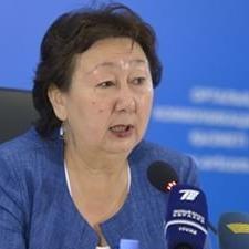 Жанылжан Хасымовна Джунусова