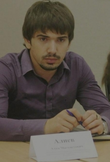 Адам Магометович Алиев