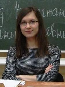 Олеся Александровна Баландина