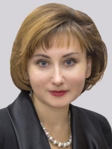 Ирина Викторовна Сафонова