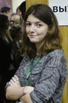 Ксения Дмитриевна Гусева