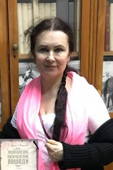 Инна Борисовна Цыганок