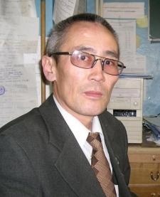 Мерген Максимович Сангаджиев