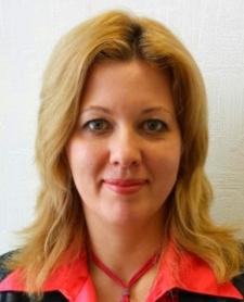 Ольга Владимировна Шаронова