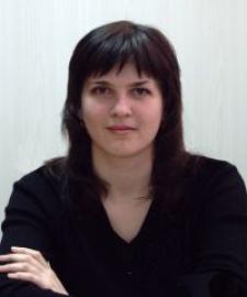 Анастасия Сергеевна Шишечкина