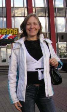 Светалана Игоревна Сачкова