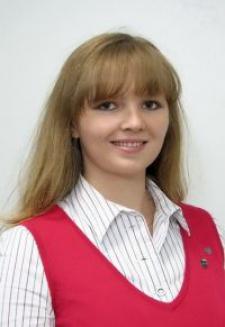 Елена Геннадьевна Егошина