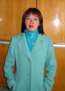 Евгения Ешиевна Дугданова