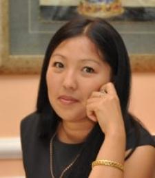 Индира Азатовна Мырзаханова