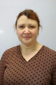 Светлана Вячеславовна Лихолетова