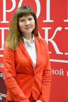 Мария Николаевна Синицына