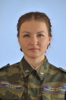Маргарита Рифовна Бакирова