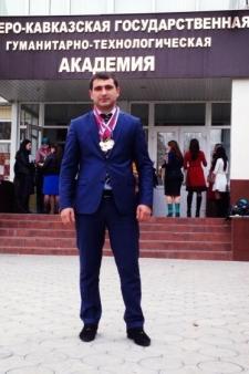 Абдул Магомедович Хубиев