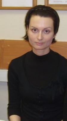 Наталья Владимировна Свиридова