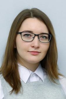Евгения Сергеевна Серёгина