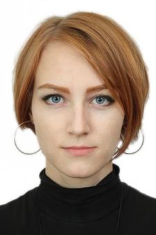 Екатерина Сергеевна Чупрова