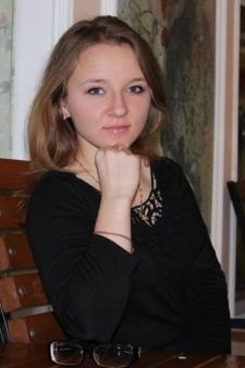 Кристина Анатольевна Борзыкина