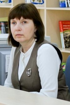 Людмила Николаевна Воеводина