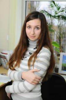 Дарья Владимировна Калашникова