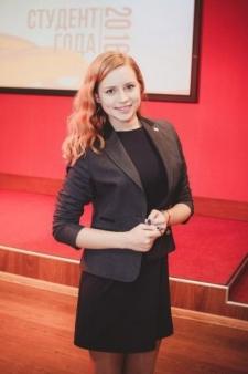 Анна Сергеевна Саранцева
