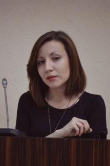 Елена Владимировна Кривицкая
