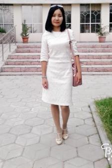 Айнура Эркинбековна Эркинбекова