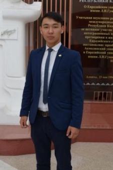 Шамши Бауыржанович Кожай-Ахметов
