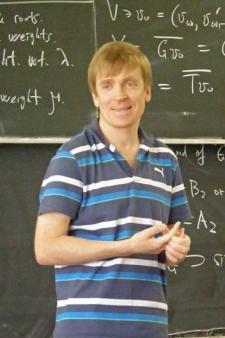 Дмитрий Андреевич Тимашев