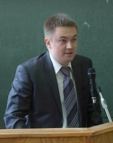 Алексей Евгеньевич Беликов