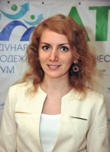 Олеся Сергеевна Тихонова