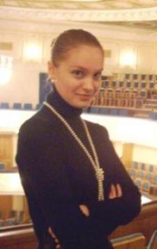 Екатерина Валерьевна Николаева