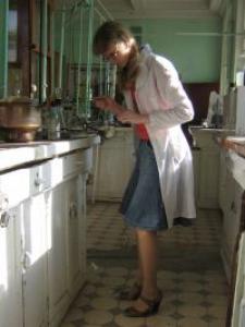 Анна Юрьевна Щепетова