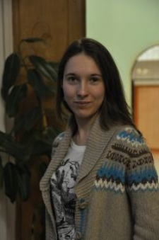 Дарья Владимировна Ларионова