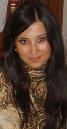 Зарина Гусмановна Тасмагамбетова