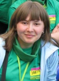 Надия Исмагиловна Гумерова
