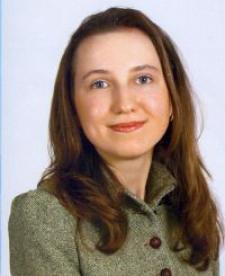 Ирина Павловна Комарова