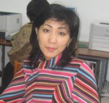Турсынкул Аманкельдиевна Базарбаева