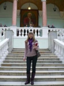 Екатерина Викторовна Шалимова