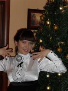 Алена Михайловна Коноплева