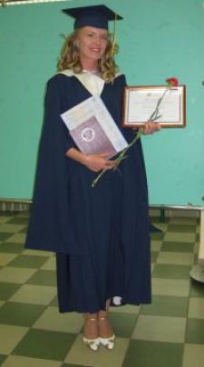 Анна Евгеньевна Починина