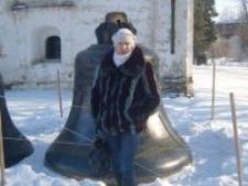 Мария Николаевна Кузьмина