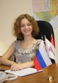 Евгения Александровна Марченко