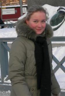 Ирина Сергеевна Попова