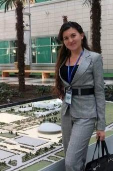 Аида Серикпаевна Табелинова